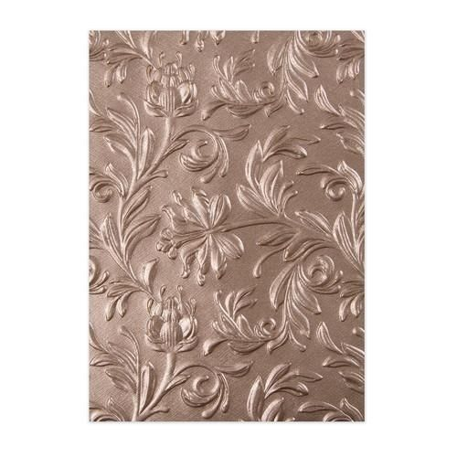 Sizzix Tim Holtz 3-D Embossing Folder - Leaf