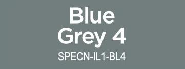 Spectrum Noir Illustrator - Blue Grey 4 (BGR4)