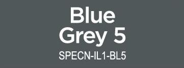 Spectrum Noir Illustrator - Blue Grey 5 (BGR5)