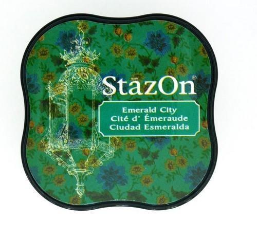 Stazon inktkussen Midi Emerald City SZ-MID-54
