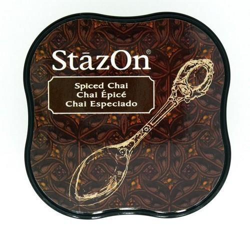 Stazon inktkussen Midi Spiced Chai SZ-MID-45