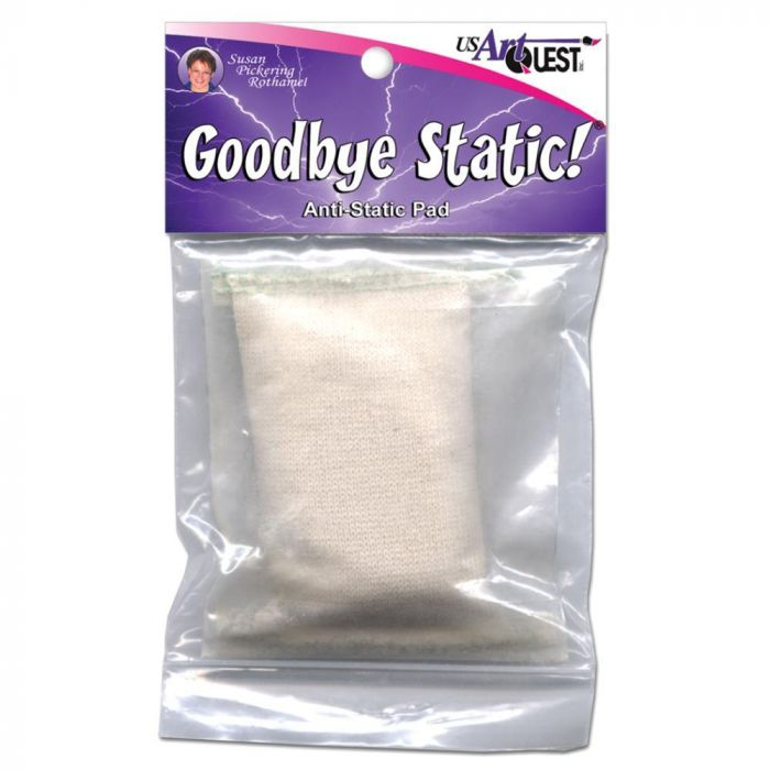 Goodbye Static! Anti Static Pad