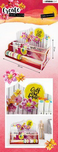 Studio Light MDF Set Create Your Life Desk Organizer nr.51