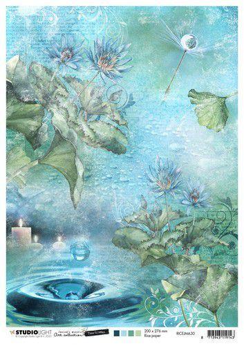 Studio Light Rice Paper A4 vel Jenine's Mindful Art 5.0 nr.30