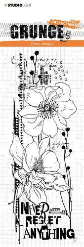 Studio Light Stamp Grunge Collection 4 0 nr 448 210x74mm
