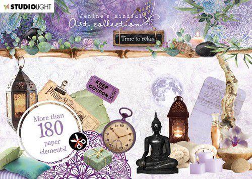 Studio Light Stansblok A6 Jenine's Mindful Art 5.0 nr.06