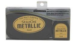 StazOn Metallic Gold
