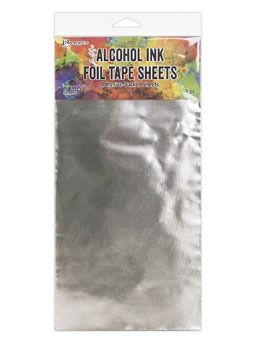 Tim Holtz Alcohol Ink Foil Tape Sheets  6