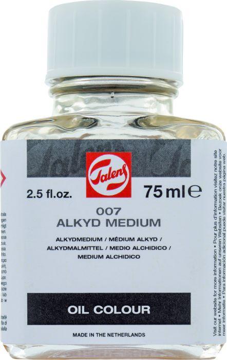 Talens Alkydmedium flesje 75 ml