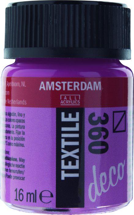 Amsterdam TEXTIEL Flacon 16ml ORIENTAL RED