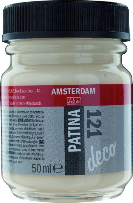 Amsterdam PATINA Flacon 50ML ANTIQUE WHITE