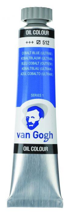 VAN GOGH OLIEVERF TURQUOISE BLUE Tube 20ml