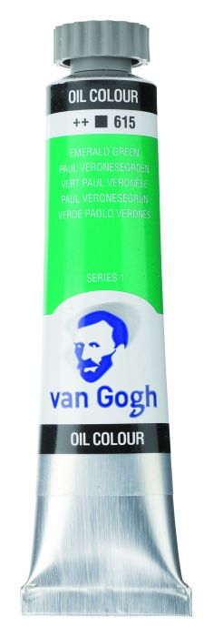 VAN GOGH OLIEVERF VIRIDIAN Tube 20ml