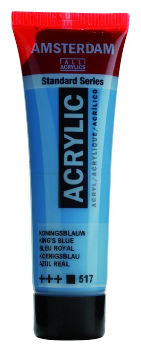 AMSTERDAM ACRYLVERF KING'S BLUE Tube 20ml