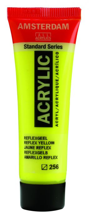AMSTERDAM ACRYLVERF REFLEX YELLOW Tube 20ml