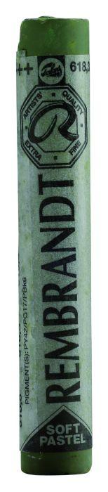 REMBRANDT PASTEL PERMANENT GREEN LT.3