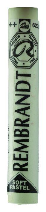 REMBRANDT PASTEL OLIVE GREEN 10