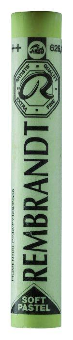 REMBRANDT PASTEL CINNABAR GREEN LT.10