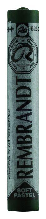 REMBRANDT PASTEL CINNABAR GREEN LT.3