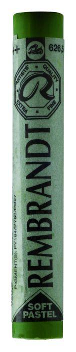 REMBRANDT PASTEL CINNABAR GREEN LT.5