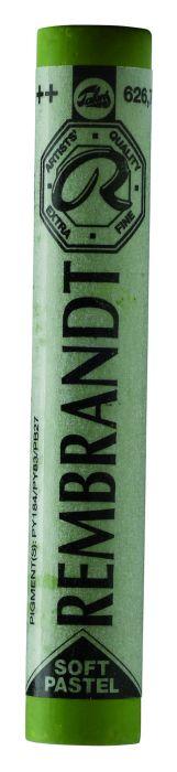 REMBRANDT PASTEL CINNABAR GREEN LT.7