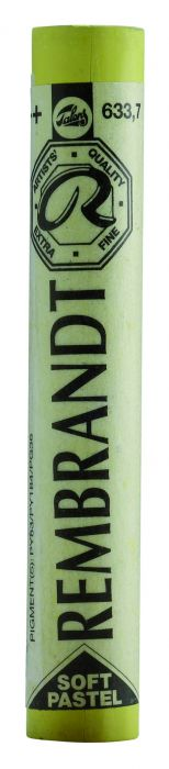 REMBRANDT PASTEL PERMANENT YELLOW GREEN 7