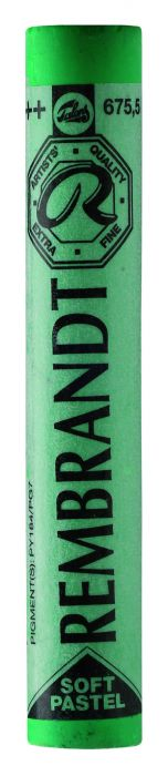 REMBRANDT PASTEL PHTHALO GREEN 5