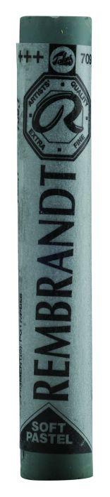 REMBRANDT PASTEL GREEN GREY 7