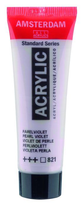Amsterdam Acrylverf 20 ml Parelviolet