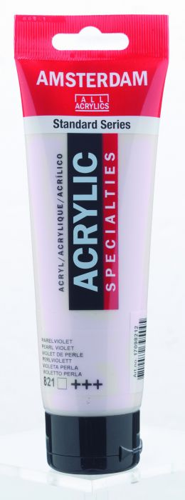 Amsterdam Acrylverf 120 ml Parelviolet