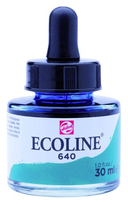 ECOLINE 30ML BLAUWGROEN
