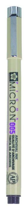 Pigma Micron 005 Sepia