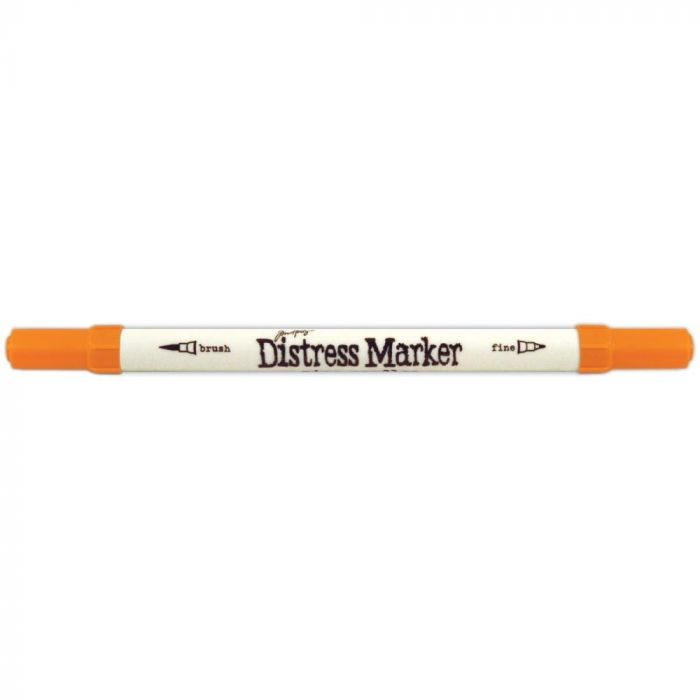 Tim Holtz Distress Marker Carved Pumpkin