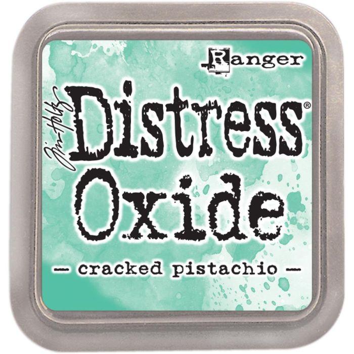 Tim Holtz Distress Oxides Ink Pad Cracked Pistachio