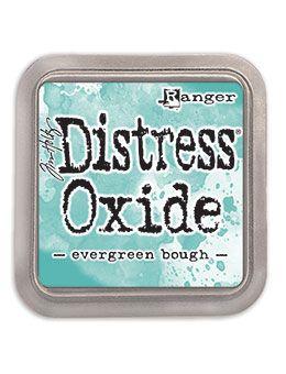 Tim Holtz Distress Oxide Evergreen Bough