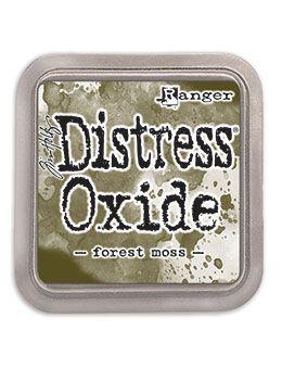 Tim Holtz Distress Oxide Forest Moss