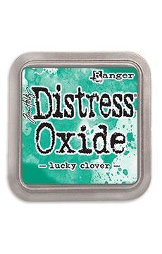 Tim Holtz Distress Oxides Ink Pad Lucky Clover