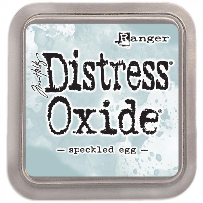 Tim Holtz Distress Oxides Ink Pad Speckled Egg
