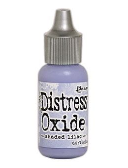 Tim Holtz Distress Oxide re-inker Shaded Lilac