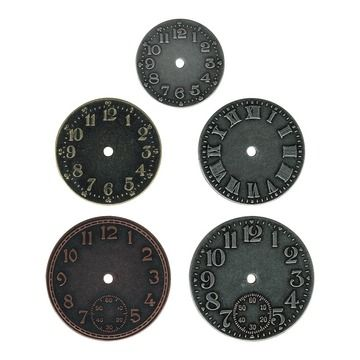 Timepieces Clock faces