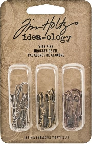 Idea-ology Wire Pins