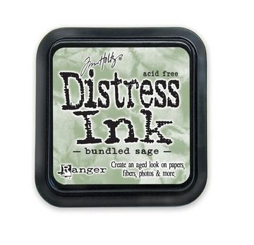 Tim Holtz Distress Ink Bundled Sage