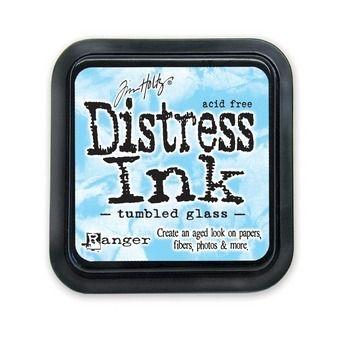 Tim Holtz Distress Ink Tumbled Glass