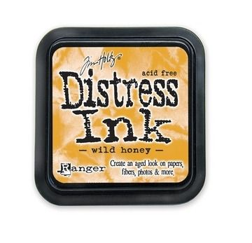 Tim Holtz Distress Ink Wild Honey