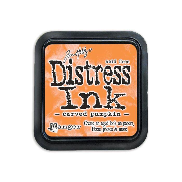 Tim Holtz Distress Ink Pad Carved Pumpkin