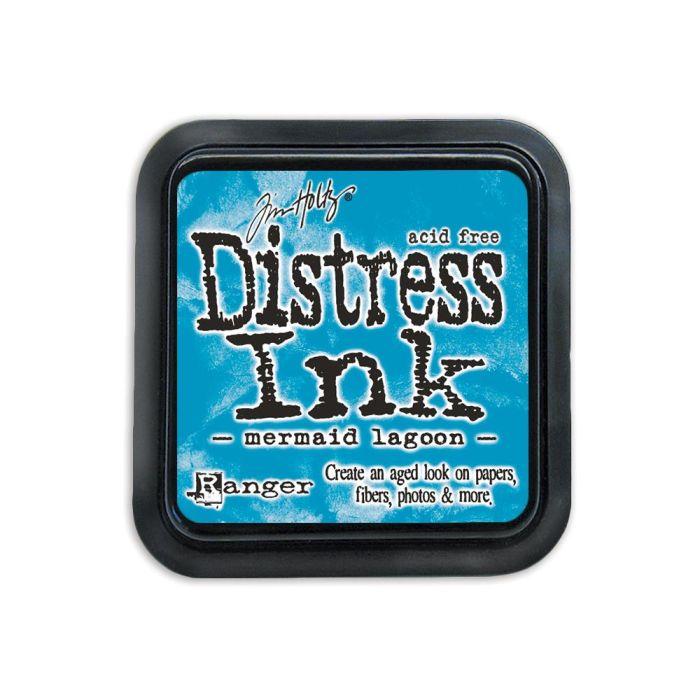 Tim Holtz Distress Ink Pad Mermaid Lagoon