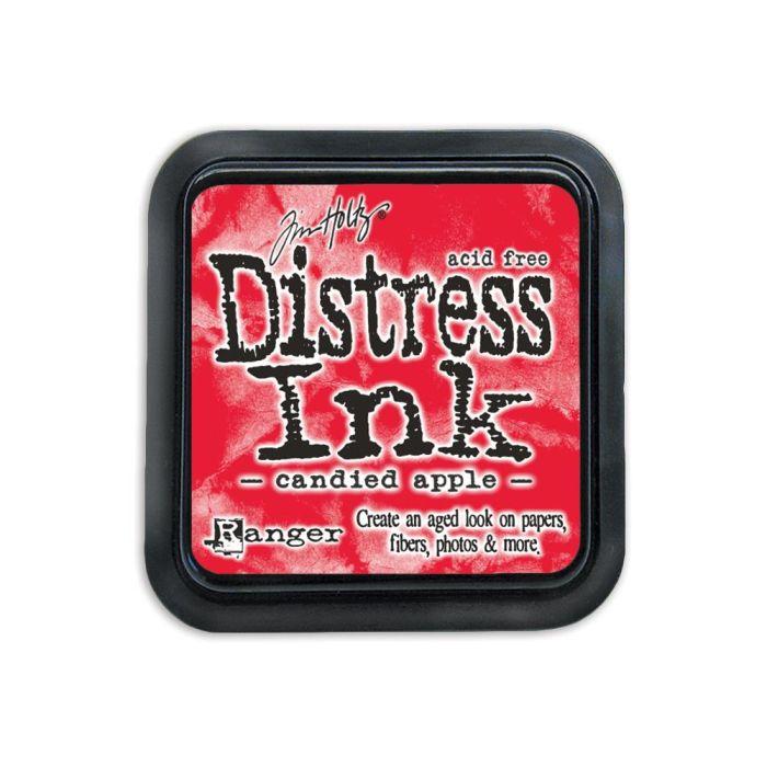 Tim Holtz Distress Ink Pad Candied Apple
