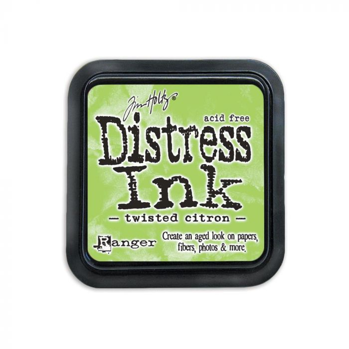 Tim Holtz Distress Ink Pad Twisted Citron