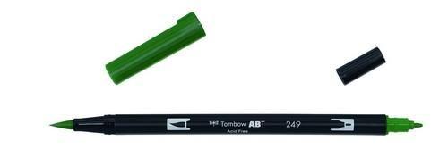 Tombow ABT dubbele brushpen hunter green