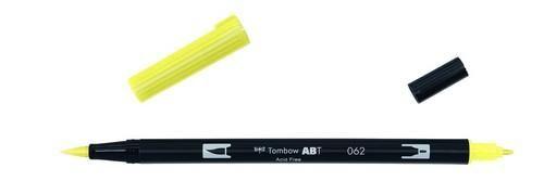 Tombow ABT dubbele brushpen pale yellow